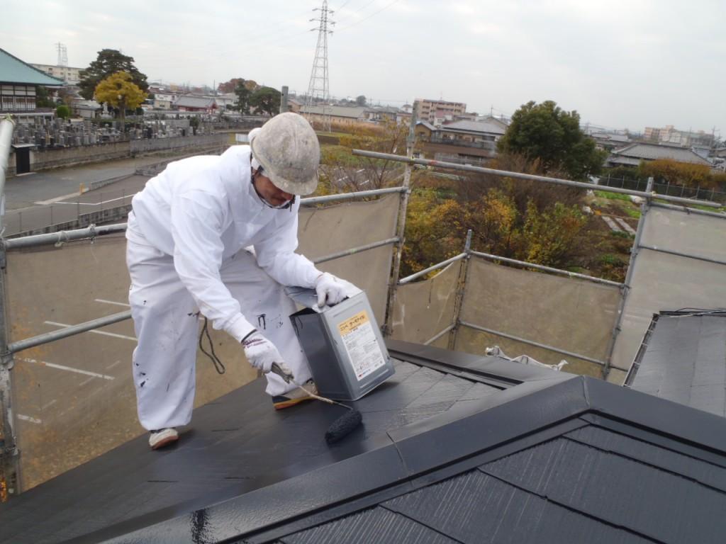 さいたま市,さいたま市塗り替え,一般住宅,家塗り替え,埼玉県,千葉県塗り替え,外壁塗装,外壁サイディング塗装,遮断熱塗料ガイナ