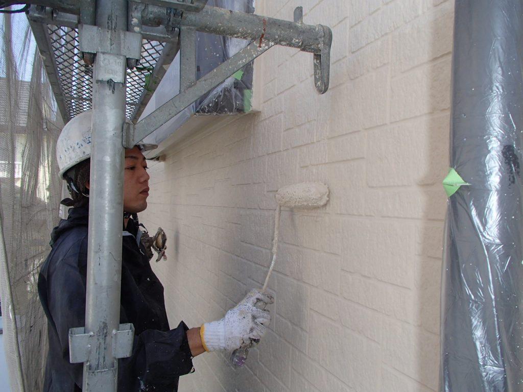 さいたま市外壁塗装,埼玉県川越市,外壁塗装,屋根塗装,ガイナ,遮断熱塗料,家の塗り替え,外壁塗装
