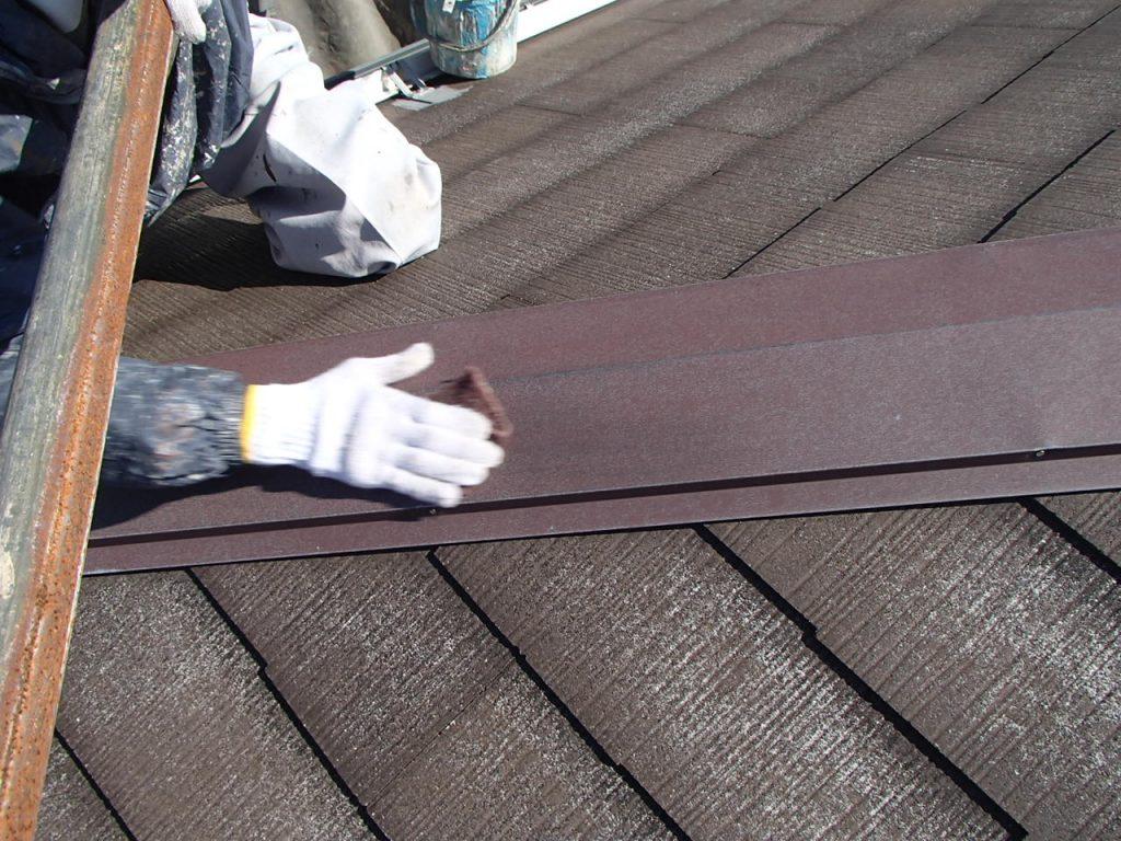さいたま市外壁塗装,埼玉県川越市,外壁塗装,屋根塗装,ガイナ,遮断熱塗料,家の塗り替え,屋根ケレン