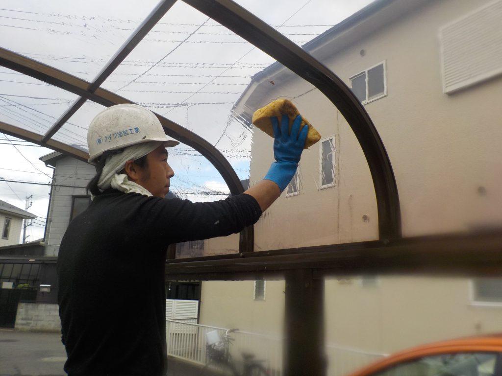 埼玉県さいたま市西区指扇,モルタル壁塗装.モルタルひび割れ.笠木シーリング.さいたま市シーリング.樹脂接着剤注入施工技能士.屋根外壁塗装,,サイワ塗装工業,雨樋塗装,付帯部塗装,ベランダ防水工事完了,ベランダFRP防水,遮断熱塗料GAINA,ガイナ,さいたま市西区塗装,さいたま市外壁塗装,埼玉外壁塗装,さいたま評判外壁塗装,外壁塗装専門店,クリアー塗装,施工事例,屋根外壁塗装,サイワ塗装工業,ガイナ施工認定店,UVプロテクトクリアー塗装さいたま,FRPトップコート,さいたまベランダ防水工事,シーリング,コーキング,シーリング施工,シーリング打ち替え,さいたまシーリング工事,さいたま市,さいたま市塗り替え,一般住宅,家塗り替え,埼玉県,塗り替え,川越市塗装,川越市GAINA塗り替え,屋根温度差,屋根温度変化,夏の暑さ,冬の寒さ,GAINA温度変化,屋根遮熱,セルフクリーニング,光触媒,TOTO,ハイドロテクト,外壁塗装,外壁サイディング塗装,遮断熱塗料ガイナ,さいたま市外壁塗装,屋根外壁塗装,シーリング,ひび割れ補修,タスペーサー,サイワ塗装工業,下地処理,ベージュ,日進産業ガイナ,施工認定店,家の塗り替え,さいたま市浦和区,浦和外壁塗装,屋上防水工事,ウレタン防水工事,ベランダ防水工事,外壁塗装シーリング,一級塗装技能士,一級防水施工技能士