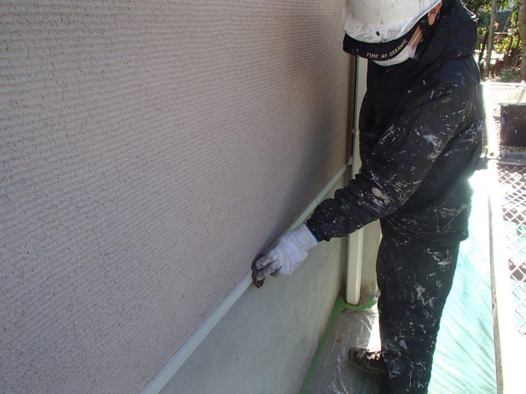 さいたま市,さいたま市塗り替え,クールタイトシリコン,遮熱塗料,ラジカル制御型塗料,パーフェクトトップ,高耐久性,一般住宅,家塗り替え,埼玉県,塗り替え,外壁塗装,外壁サイディング塗装,遮断熱塗料ガイナ,さいたま市外壁塗装,屋根外壁塗装,シーリング,ひび割れ補修,タスペーサー,サイワ塗装工業,下地処理,ベージュ,日進産業ガイナ,施工認定店,家の塗り替え