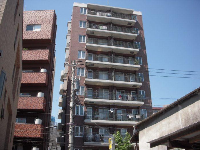 フェイム池袋西,大規模修繕工事,塗装工事,東京都豊島区,さいたま市光触媒,ひび割れ,マンション,西池袋,さいたま市外壁塗装,埼玉県塗装