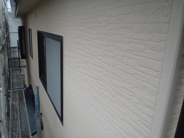 さいたま市,さいたま市塗り替え,一般住宅,家塗り替え,埼玉県,塗り替え,外壁塗装,外壁サイディング塗装 遮断熱塗料ガイナ