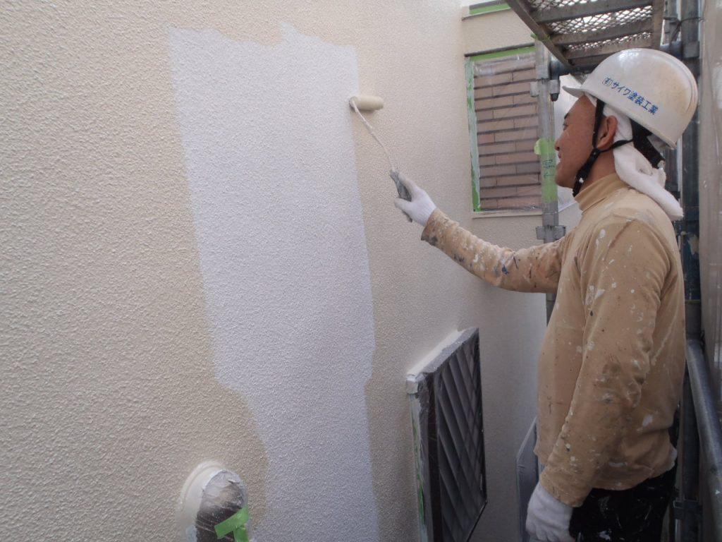 さいたま市,さいたま市塗り替え,一般住宅,家塗り替え,埼玉県,千葉県塗り替え,中塗り