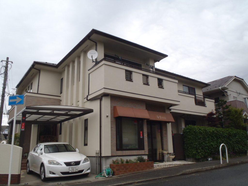 さいたま市,さいたま市塗り替え,一般住宅,家塗り替え,埼玉県,千葉県塗り替え,外壁塗装完了