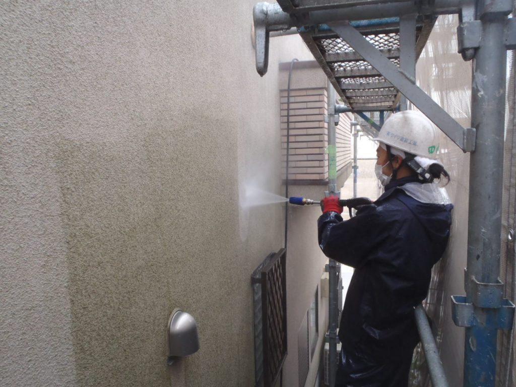 さいたま市,さいたま市塗り替え,一般住宅,家塗り替え,埼玉県,千葉県塗り替え,高圧洗浄