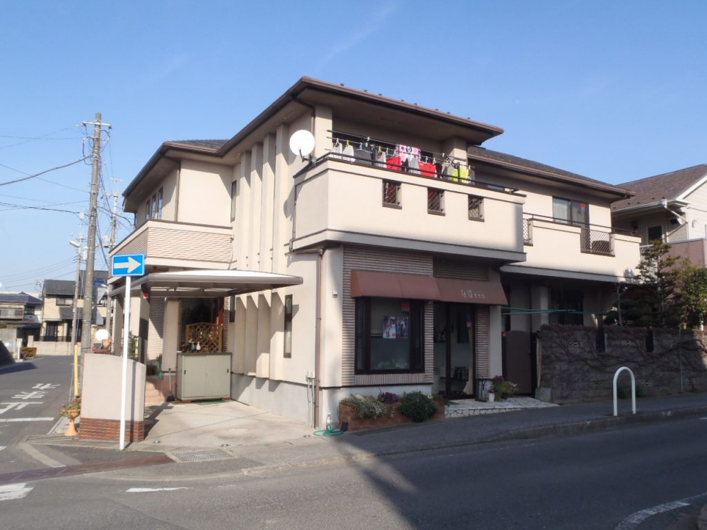 さいたま市,さいたま市塗り替え,一般住宅,家塗り替え,埼玉県,千葉県塗り替え,外壁塗装,施工前
