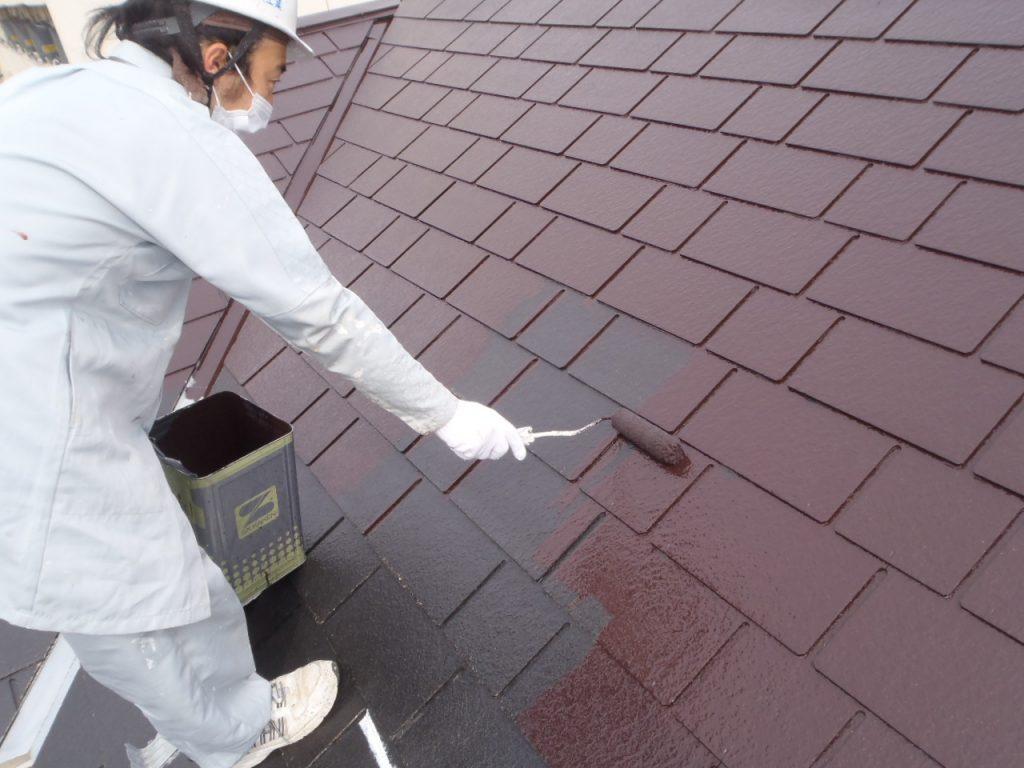 さいたま市,さいたま市塗り替え,一般住宅,家塗り替え,埼玉県,千葉県塗り替え,屋根中塗り
