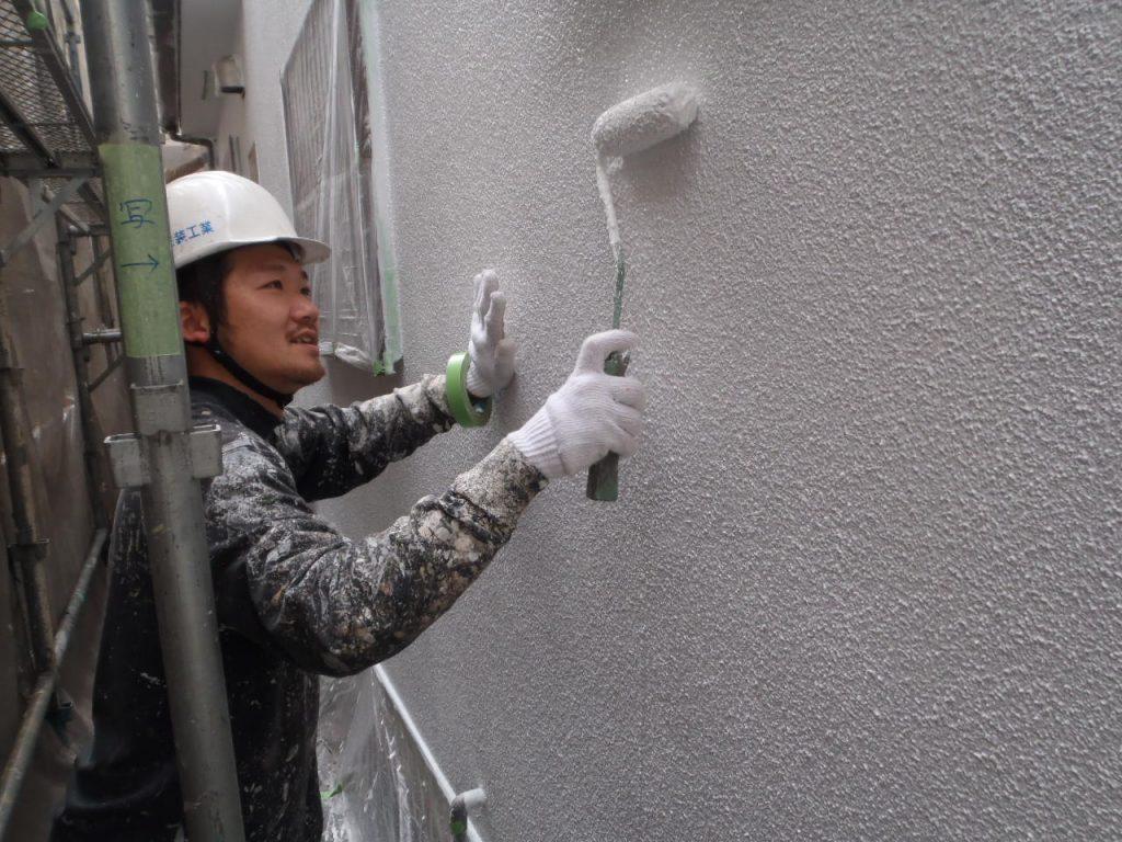 さいたま市,さいたま市塗り替え,一般住宅,家塗り替え,埼玉県,千葉県塗り替え,下塗り