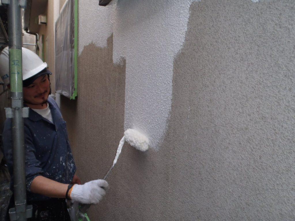 さいたま市,さいたま市塗り替え,一般住宅,家塗り替え,埼玉県,千葉県塗り替え,外壁塗り替え1回目