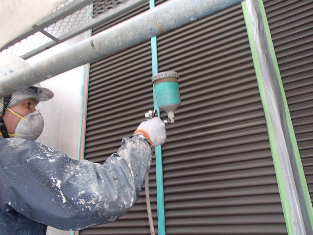 さいたま市外壁塗装,埼玉県川越市,外壁塗装,屋根塗装,ガイナ,遮断熱塗料,家の塗り替え,雨戸塗装