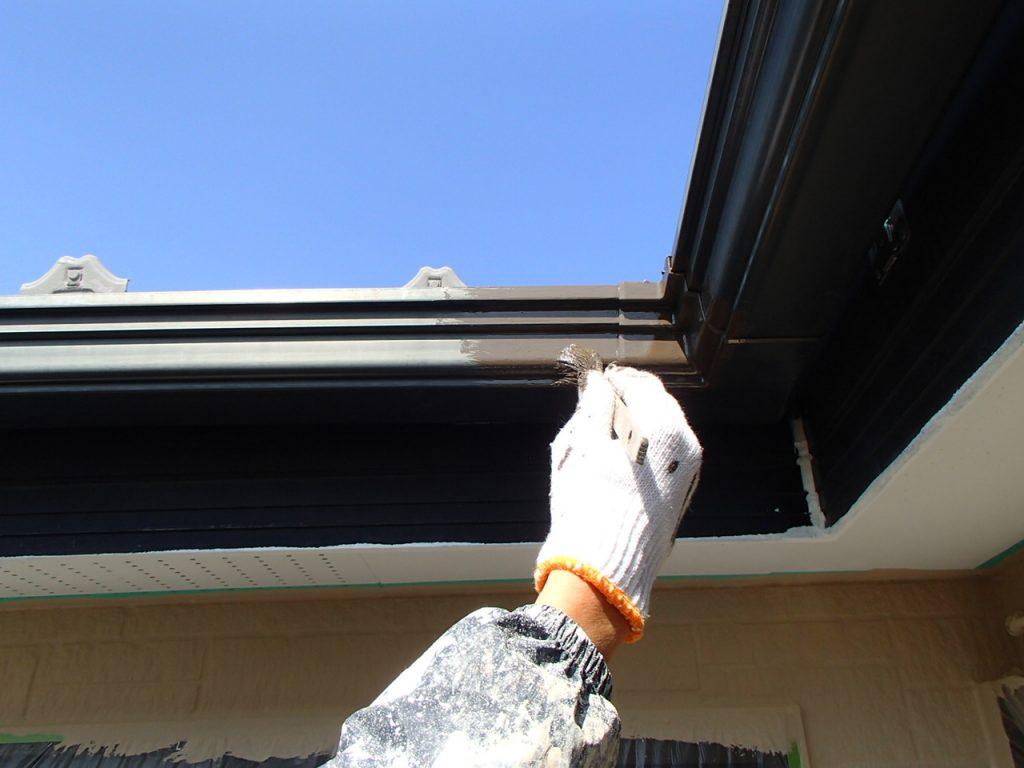 さいたま市外壁塗装,埼玉県川越市,外壁塗装,屋根塗装,ガイナ,遮断熱塗料,家の塗り替え,雨樋塗装