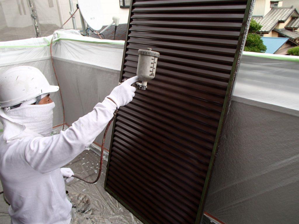 埼玉県,さいたま市,さいたま市外壁塗装,光触媒,光触媒外壁塗装,エポキシ樹脂,補修,ひび割れ,下地処理,家の塗り替え