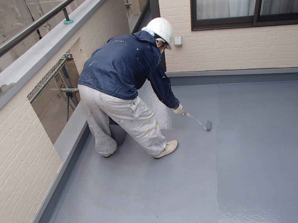 さいたま市外壁塗装,埼玉県川越市,外壁塗装,屋根塗装,ガイナ,遮断熱塗料,家の塗り替え,ベランダ防水塗装
