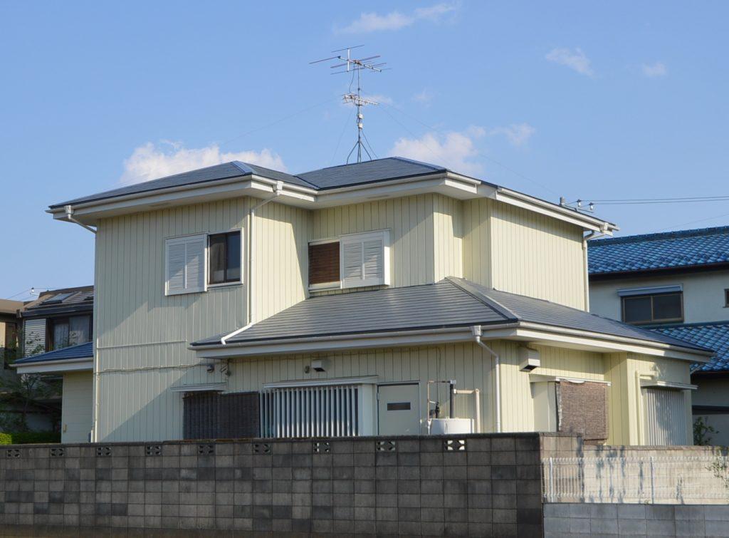 埼玉県,さいたま市,さいたま市西区,屋根外壁塗装,さいたま市外壁塗装,外壁塗装,屋根塗装,高耐久,フッ素,ファインシリコンフッレシュ,サーモアイ4F,施工後