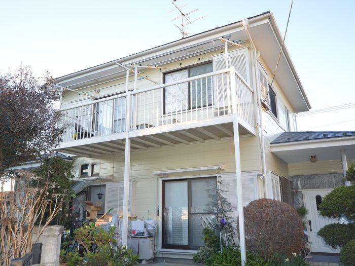 埼玉県,さいたま市,さいたま市西区,屋根外壁塗装,さいたま市外壁塗装,外壁塗装,屋根塗装,高耐久,フッ素,ファインシリコンフッレシュ,サーモアイ4F.黄色,saitama