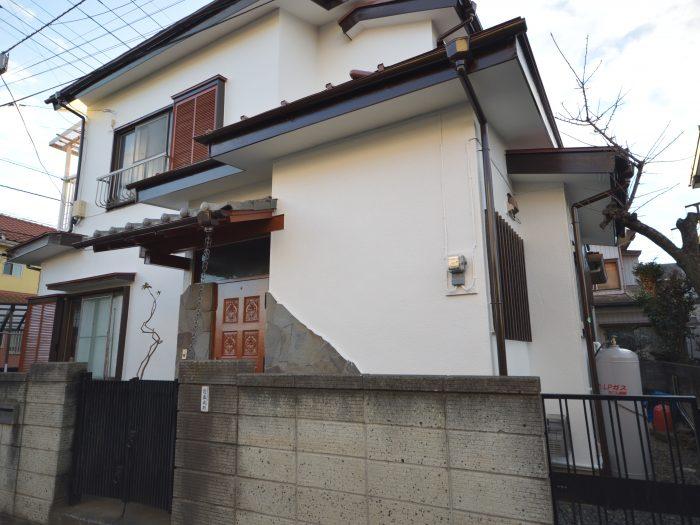 埼玉県,さいたま市外壁塗装,塗装専門店,評判,屋根塗装,埼玉県上尾市,家の塗り替え,塗装,白,家の塗装