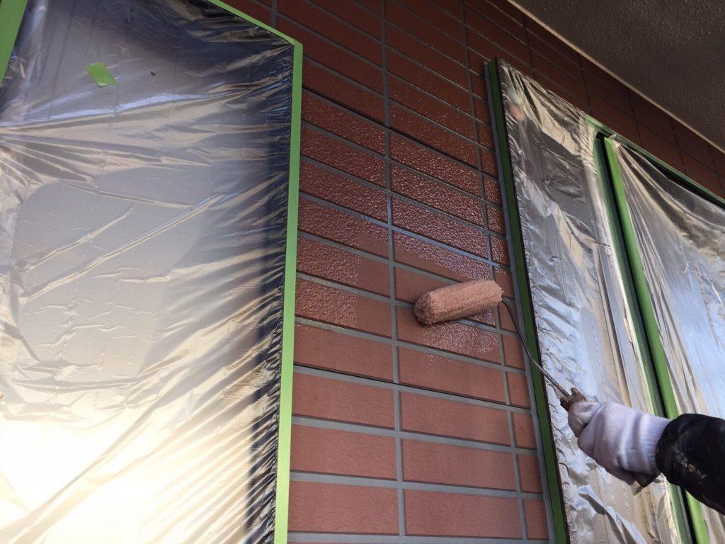 埼玉県,さいたま市,上尾市,さいたま市外壁塗装,評判,外壁塗装,UVプロテクトクリアー,屋根塗装,家の塗り替え外壁塗り替え,住宅塗り替え,サイディングクリアー,クリアー塗装,既存サイディング,清潔,美しい仕上がり,外壁クリアー下塗り,外壁下塗り