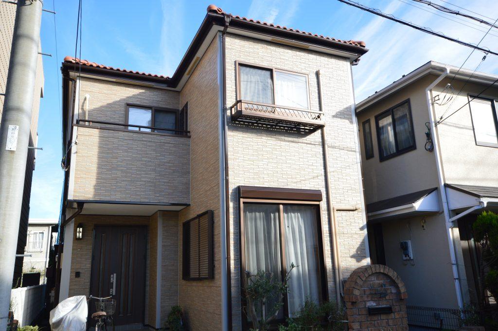 埼玉県,さいたま市,さいたま市外壁塗装,UVプロテクトクリアー,クリア塗装,サイディングクリアー塗装,外壁塗装,さいたま市外壁塗装評判,新築時の仕上がり