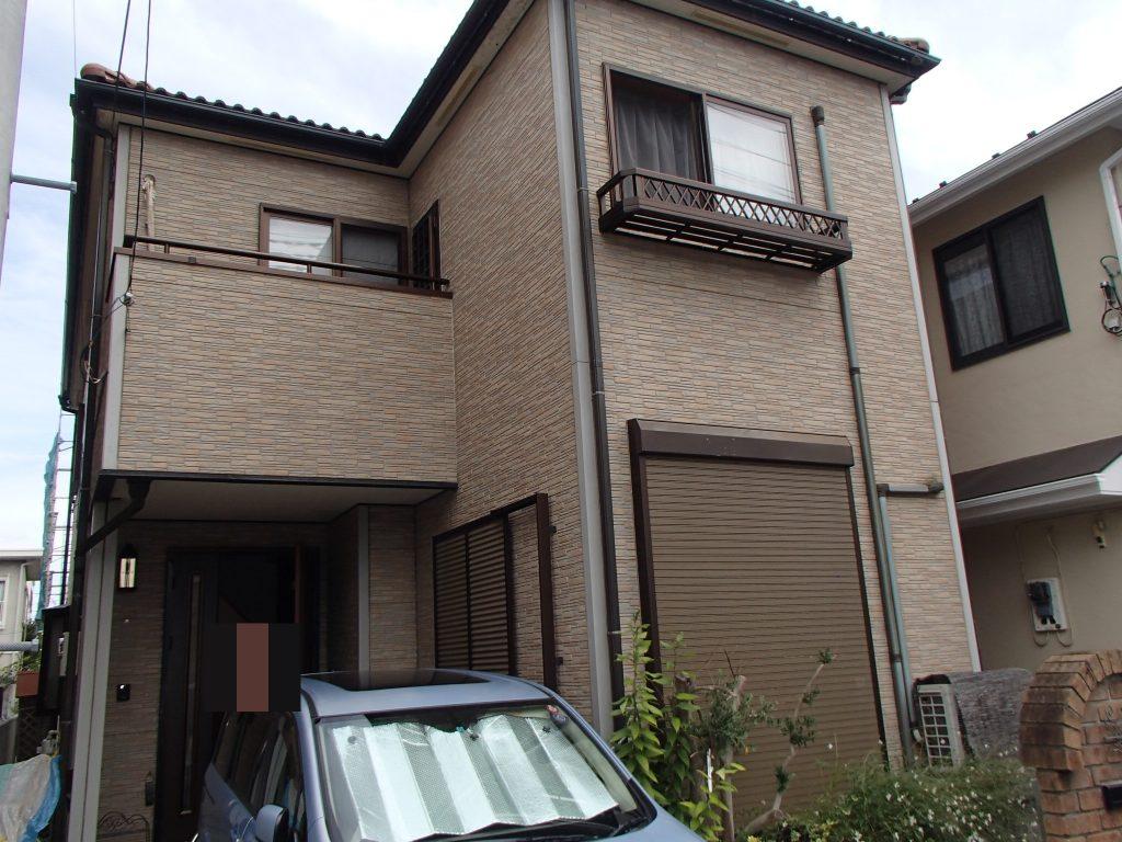 埼玉県,さいたま市,さいたま市外壁塗装,UVプロテクトクリアー,クリア塗装,サイディングクリアー塗装,外壁塗装,さいたま市外壁塗装評判,新築時の仕上がり,家の塗り替え