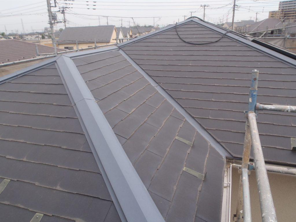埼玉県,さいたま市,さいたま市西区,屋根外壁塗装,さいたま市外壁塗装,外壁塗装,屋根塗装,遮断熱塗料ガイナ,ガイナ,施工前