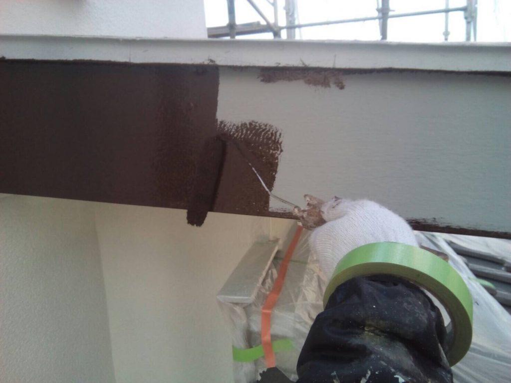 破風塗装,埼玉県,さいたま市外壁塗装,塗装専門店,評判,屋根塗装,埼玉県上尾市,家の塗り替え,塗装,プレミアムシリコン,クールタイトシリコン,外壁塗装さいたま
