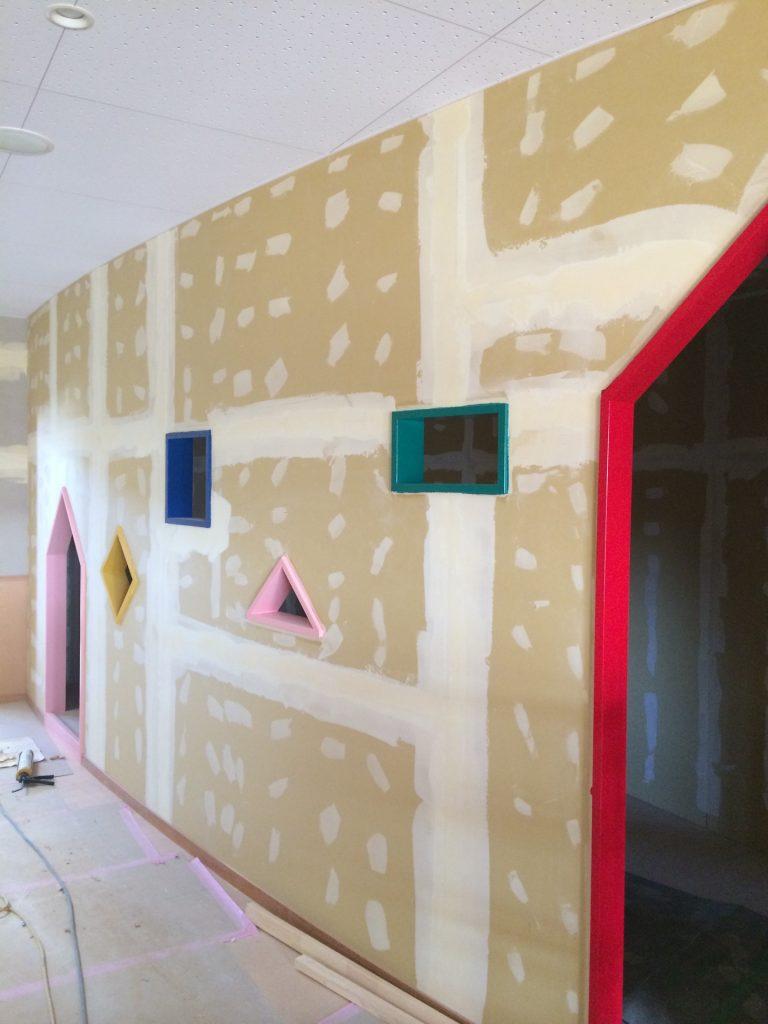 保育園塗装 リフォーム