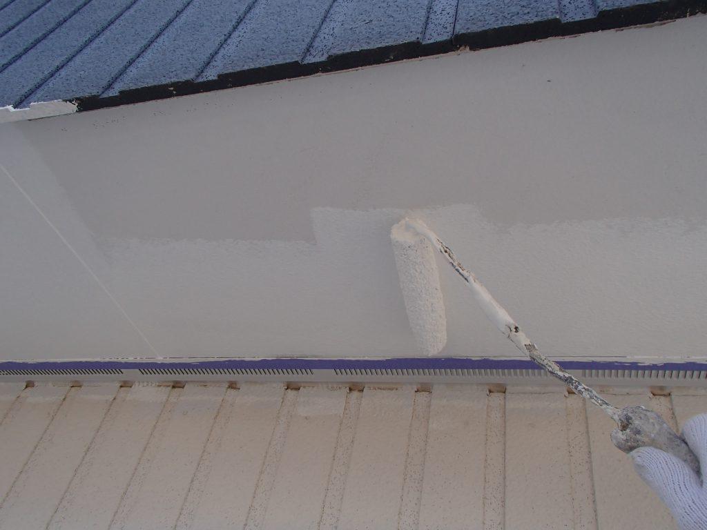 さいたま市,さいたま市塗り替え,一般住宅,家塗り替え,埼玉県,塗り替え,外壁塗装,外壁サイディング塗装,遮断熱塗料ガイナ,さいたま市外壁塗装,屋根外壁塗装,シーリング,ひび割れ補修,タスペーサー,サイワ塗装工業,下地処理,ベージュ,日進産業ガイナ,施工認定店,家の塗り替え