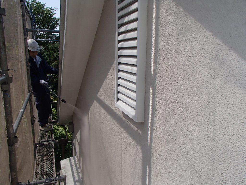 さいたま市,さいたま市塗り替え,一般住宅,家塗り替え,埼玉県,塗り替え,川越市塗装,川越市GAINA塗り替え,屋根温度差,屋根温度変化,夏の暑さ,冬の寒さ,GAINA温度変化,屋根遮熱,セルフクリーニング,光触媒,TOTO,ハイドロテクト,外壁塗装,外壁サイディング塗装,遮断熱塗料ガイナ,さいたま市外壁塗装,屋根外壁塗装,シーリング,ひび割れ補修,タスペーサー,サイワ塗装工業,下地処理,ベージュ,日進産業ガイナ,施工認定店,家の塗り替え
