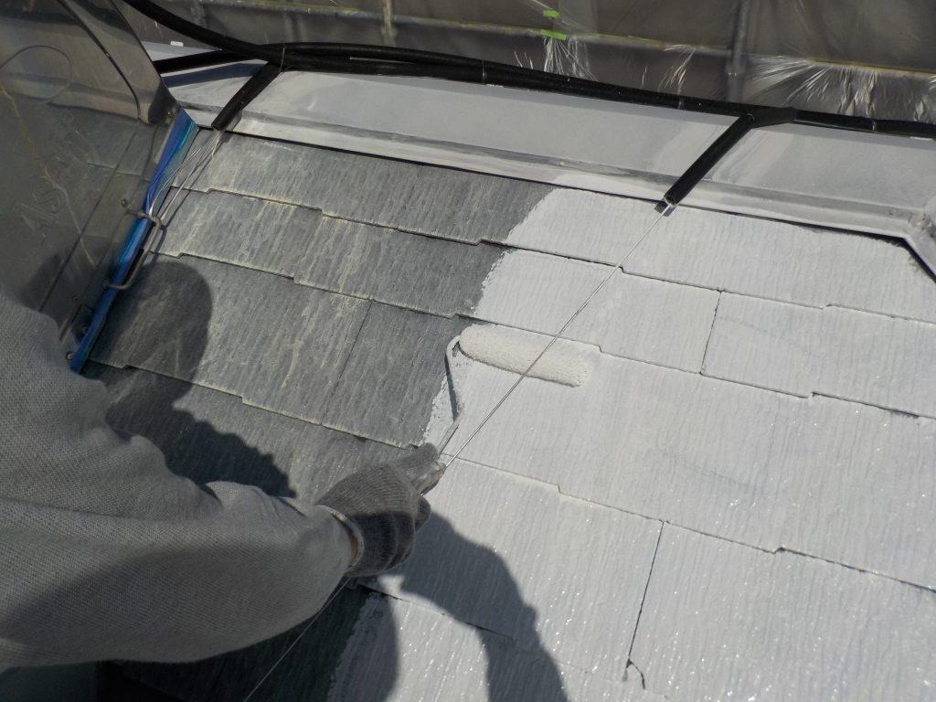 埼玉県さいたま市桜区,屋根外壁塗装,ツートンカラー外壁,2色使い外壁,サーモアイシリーズ,サーモアイsi,屋根塗装,屋根下塗り3回,ラジカル塗料,シリコン系塗料,パーフェクトトップ外壁塗装,ピンク外壁,白外壁,お洒落外壁,遮熱塗装,高耐久性塗装,さいたま市,さいたま市塗り替え,一般住宅,家塗り替え,埼玉県,塗り替え,外壁塗装,外壁サイディング塗装,遮断熱塗料ガイナ,さいたま市外壁塗装,屋根外壁塗装,シーリング,ひび割れ補修,タスペーサー,サイワ塗装工業,下地処理,ベージュ,日進産業ガイナ,施工認定店,家の塗り替え
