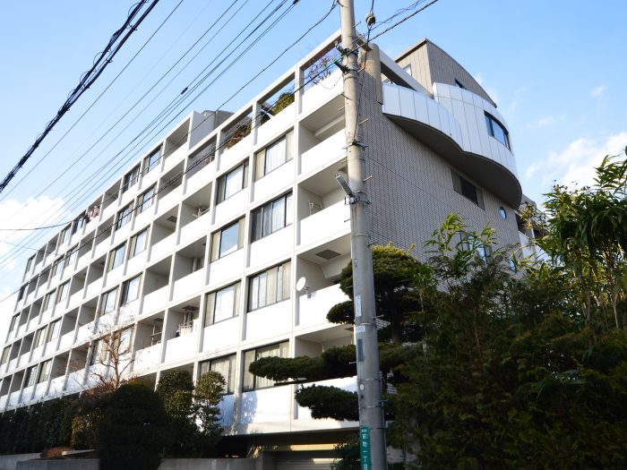埼玉県さいたま市浦和区マンション塗装