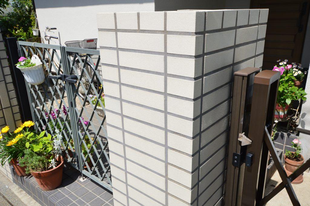 外壁塗装施工事例写真