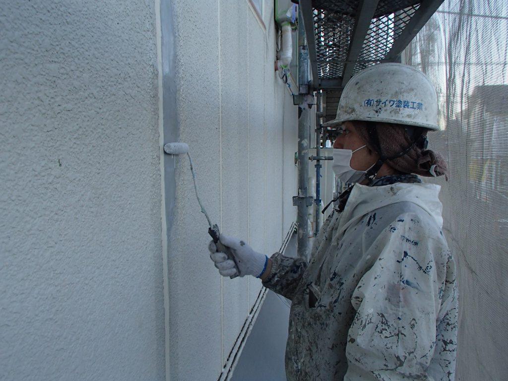さいたま市外壁塗装工事