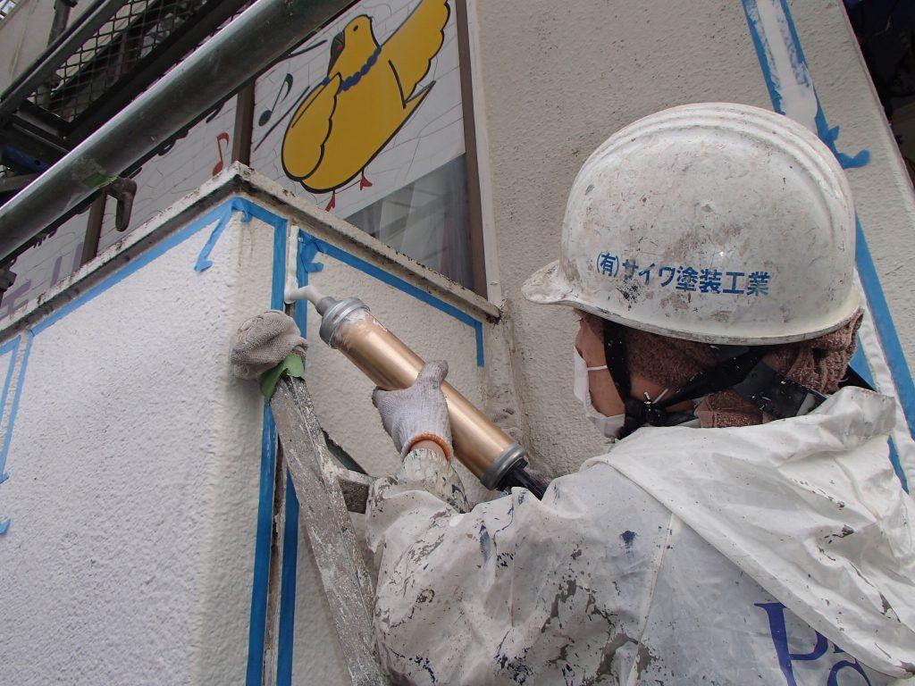 さいたま市西区外壁塗装