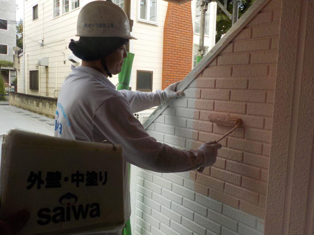 遮断熱塗装 さいたま市 外壁塗装 ガイナ