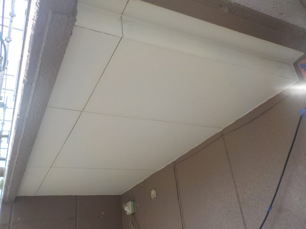 天井塗装 マンション塗装