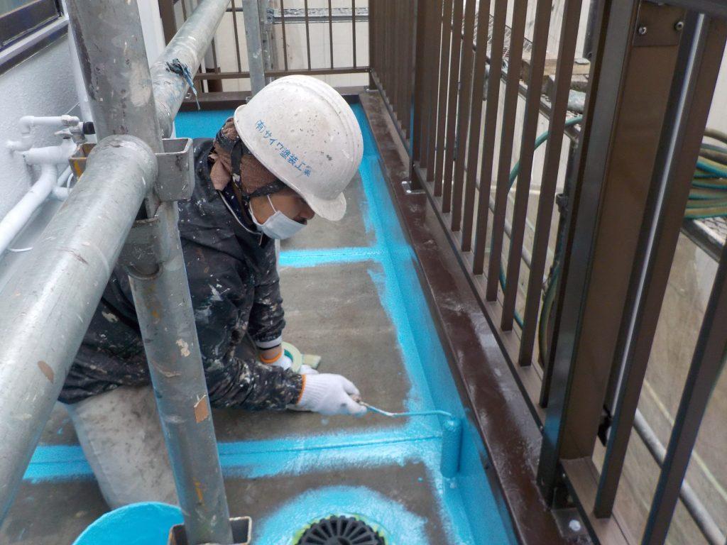 マンション防水工事