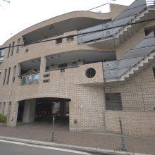 埼玉県さいたま市 アパートマンション外壁タイル特殊薬品洗浄