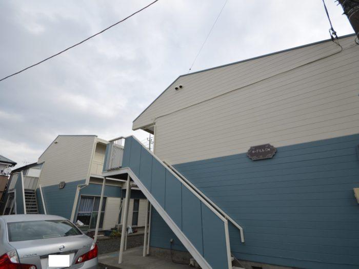 アパート外壁塗装 さいたま市西区 サイワ塗装工業