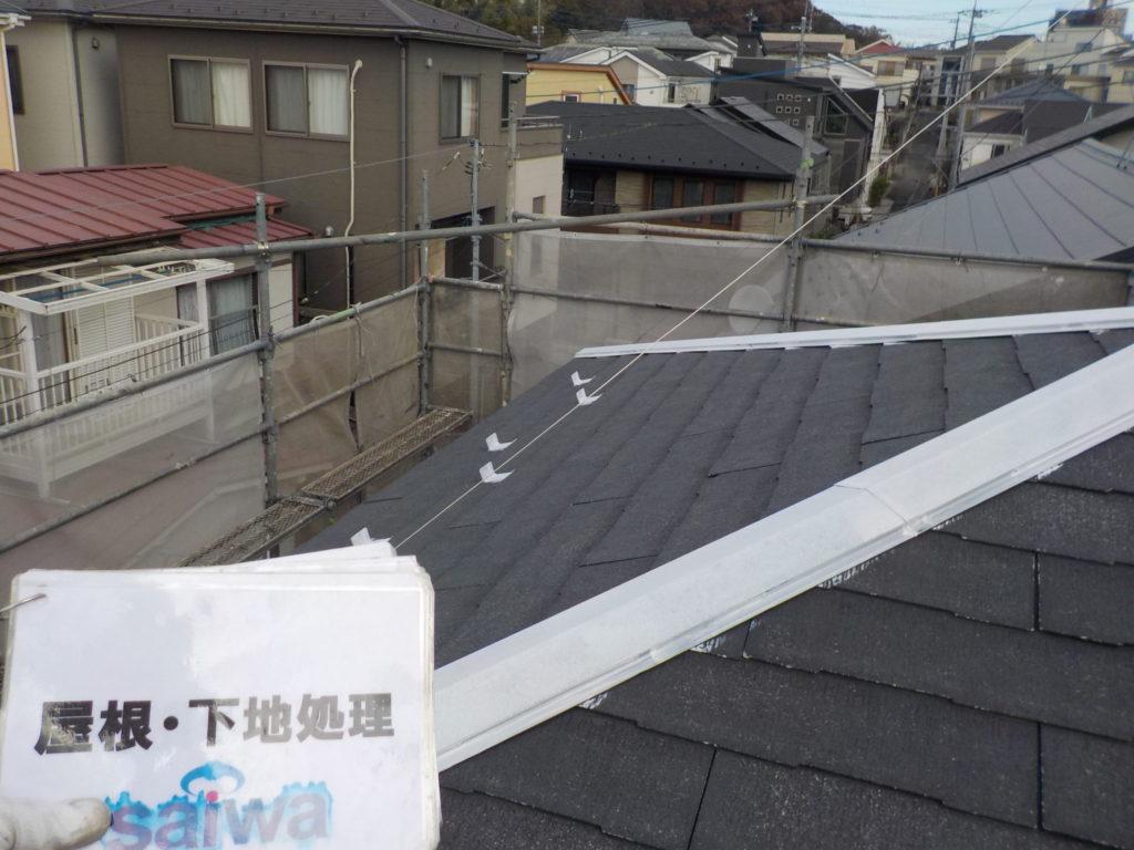 さいたま市屋根塗装