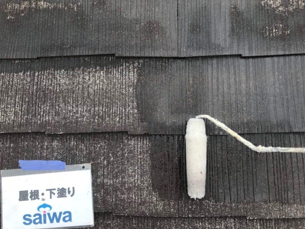 屋根下塗り シーラー