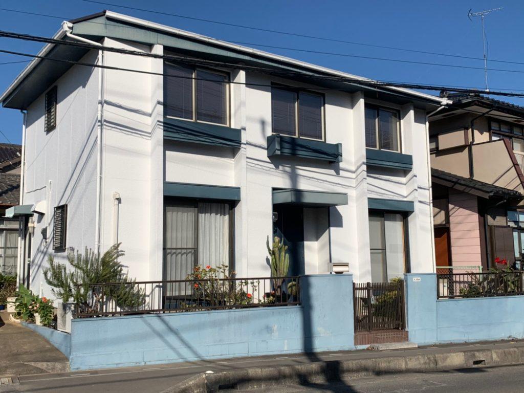 さいたま市外壁塗装 屋根塗装 ガイナ塗装