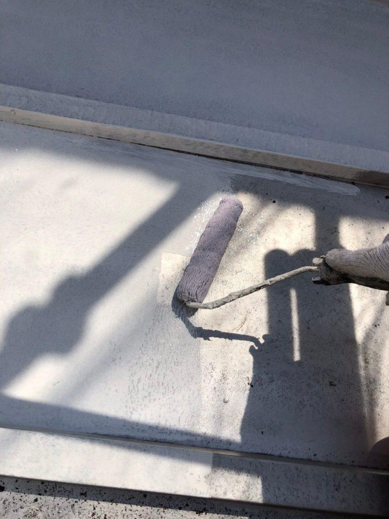 さいたま市中央区 屋根塗装 プライマー