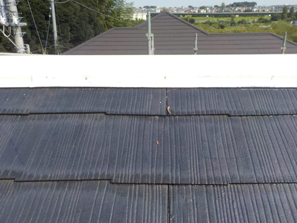 棟板金 下地処理  屋根塗装 サイワ塗装工業