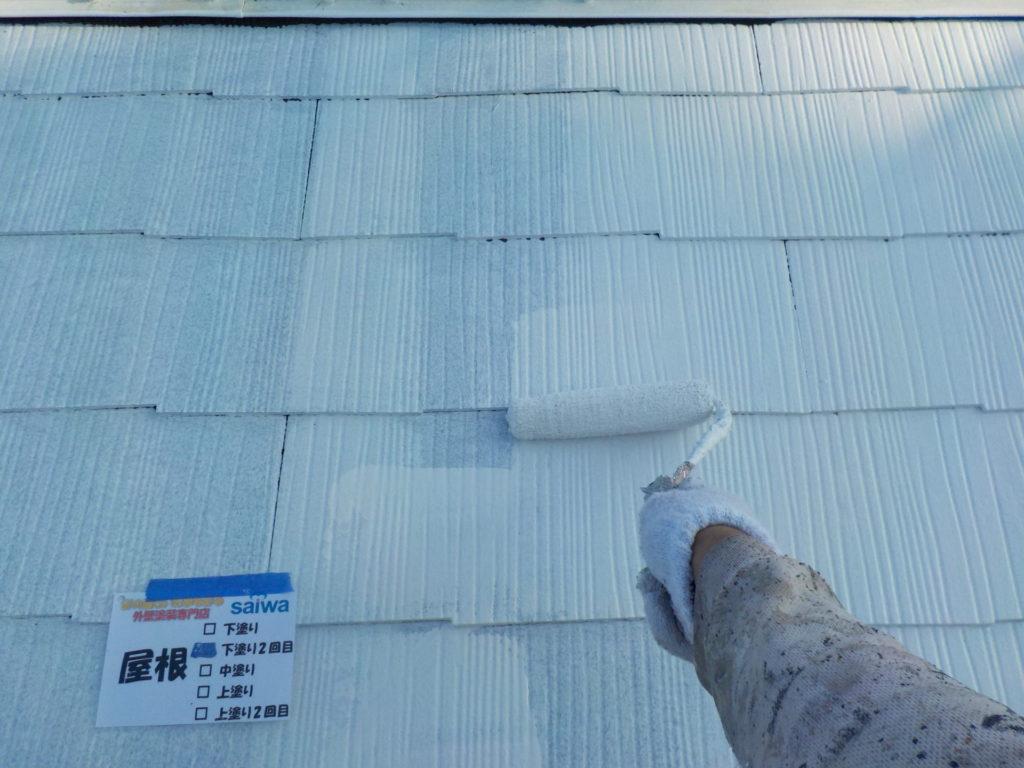 さいたま市浦和区 GAINA 屋根塗装 GAINA認定施工店