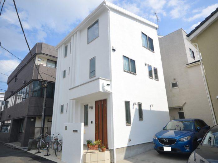 さいたま市北区 住宅リフォーム 外装
