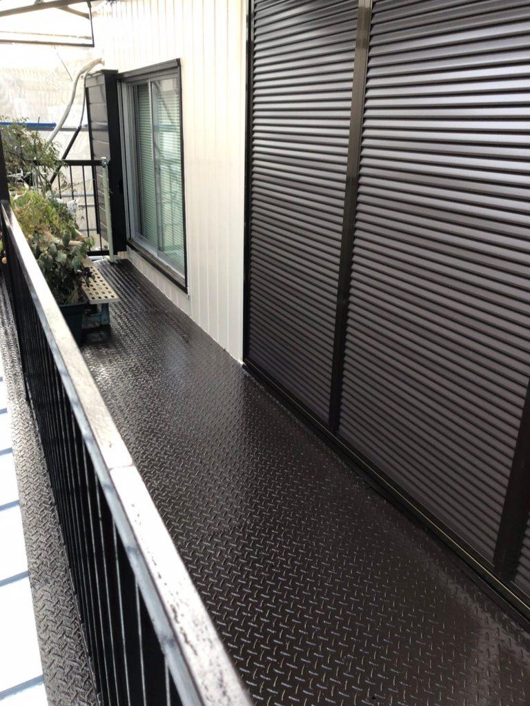さいたま市大宮区 外壁塗装 金属屋根