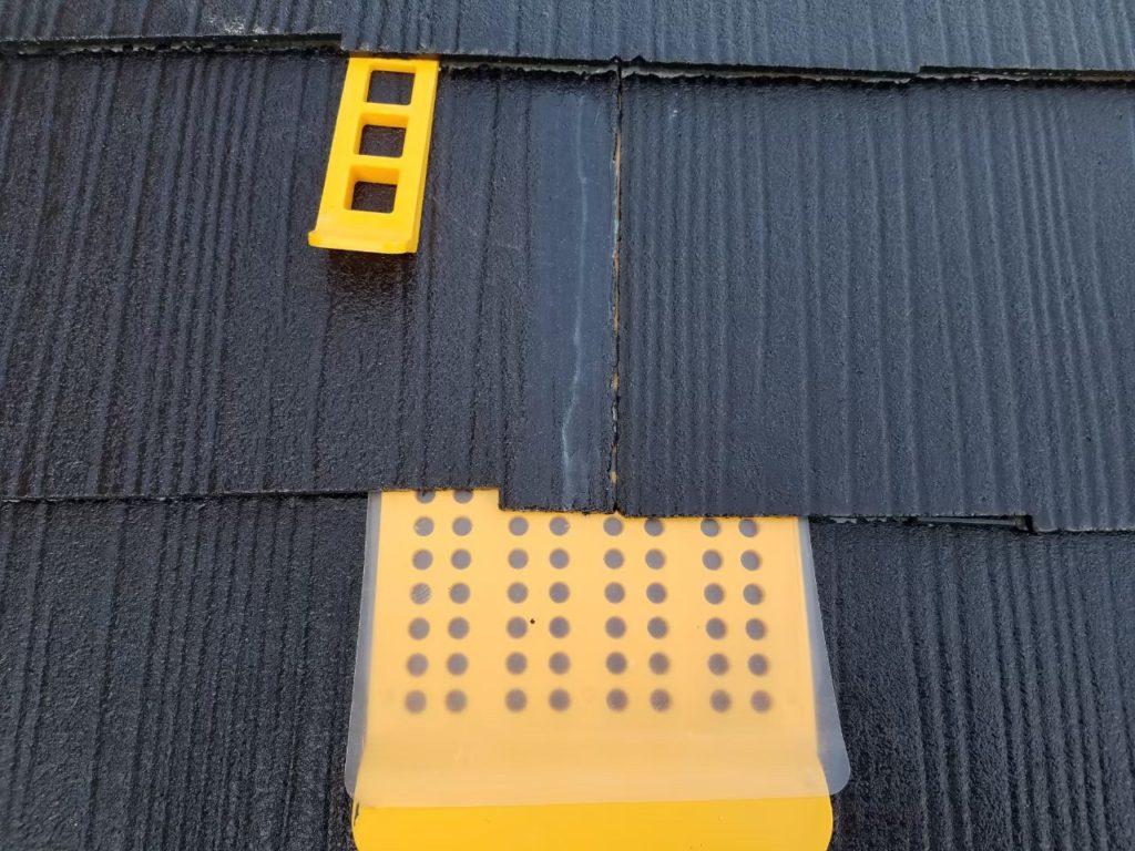 ひび割れ 屋根ひび割れ 補修 タスマジック