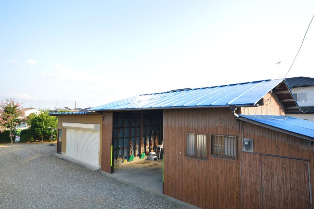 さいたま市西区三橋 屋根塗装 金属屋根