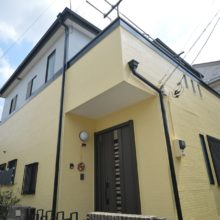 さいたま市 屋根外壁塗装 ガイナ 遮熱塗装